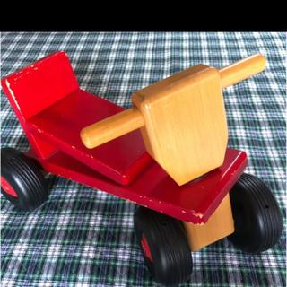 四輪車 (幼児用)(三輪車/乗り物)