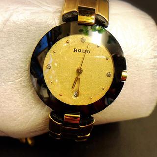 ラドー(RADO)の☆RADO 新品ムーブ交換済み 検ダイヤスター(腕時計(アナログ))