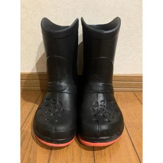 【中古】キッズ長靴 サイズ19〜20cm(長靴/レインシューズ)