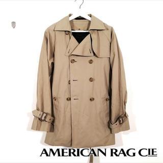 アメリカンラグシー(AMERICAN RAG CIE)の美品 アメリカンラグシー トレンチコート SIZE 1 ライナー付(トレンチコート)