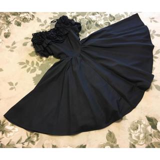 黒パーティドレス サイズ11号
