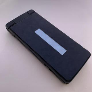 シャープ(SHARP)の☆良品☆Softbank☆805SH ブラック☆AK05-224(携帯電話本体)