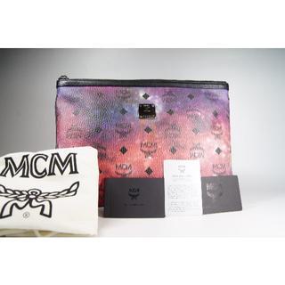 MCM - 【未使用!】MCM バッグ クラッチバッグ メンズ ビセトス グラデーション