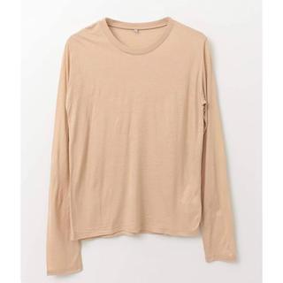 ロンハーマン(Ron Herman)のBASERANGE LONG SLEEVE T-SHIRTS ベースレンジ(Tシャツ(長袖/七分))