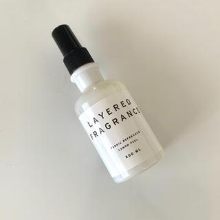 イエナ(IENA)のlayered fragrance / lenon peel(日用品/生活雑貨)
