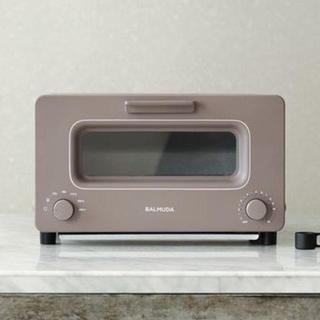 バルミューダ(BALMUDA)の【新品未開封】バルミューダ The Toaster ショコラ レシピ付(調理機器)