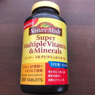 オオツカセイヤク(大塚製薬)のスーパーマルチビタミン&ミネラル 300日分(ビタミン)