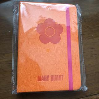 マリークワント(MARY QUANT)のマリークワント ノベルティノート(ノート/メモ帳/ふせん)