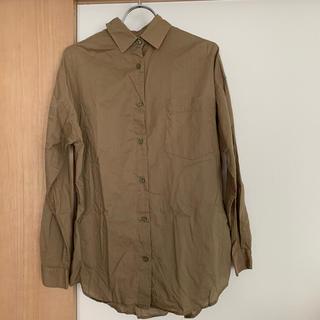 グーコミューン(GOUT COMMUN)のGOUT COMMUN 綿100%レディースシャツ(シャツ/ブラウス(長袖/七分))