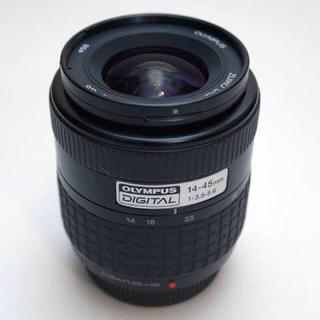 オリンパス(OLYMPUS)のOlympus Zuiko Digital 14-45mm F3.5-5.6(レンズ(ズーム))