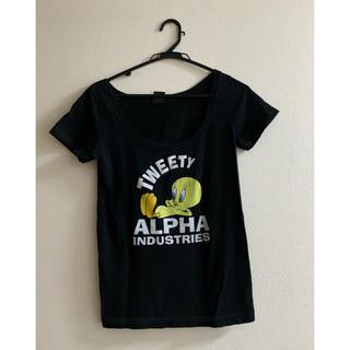 アルファ(alpha)のALPHA 50th anniversary Tシャツ(Tシャツ(半袖/袖なし))