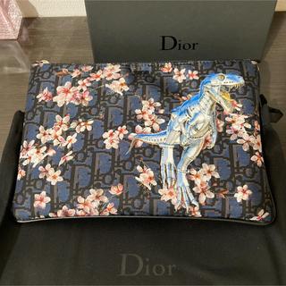 ディオール(Dior)の【未使用】ディオール / DIOR 空山 基 クラッチバッグ(セカンドバッグ/クラッチバッグ)