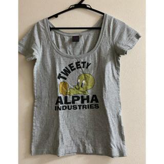 アルファ(alpha)のΑLPHA 50th anniversary Tシャツ(Tシャツ(半袖/袖なし))