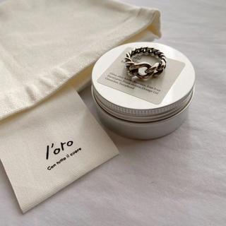 ビューティアンドユースユナイテッドアローズ(BEAUTY&YOUTH UNITED ARROWS)のl'oro リング 指輪(リング(指輪))