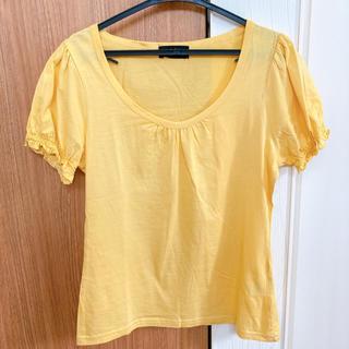 イオリ(IORI)のIORI パフスリーブTシャツ(カットソー(半袖/袖なし))