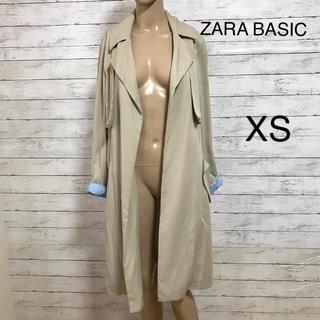 ZARA - ZARA BASIC トレンチコート