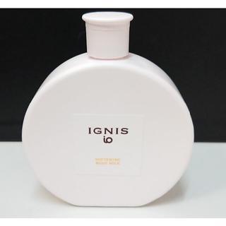 イグニス(IGNIS)の5632残り9割以上 イグニス イオ ソフニング ボディミルク 120g ローズ(乳液/ミルク)