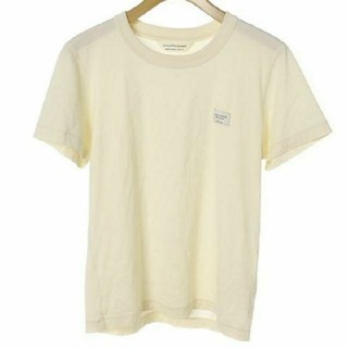 ビューティフルピープル(beautiful people)のbeautiful peopleミニネームタグTシャツ(Tシャツ(半袖/袖なし))