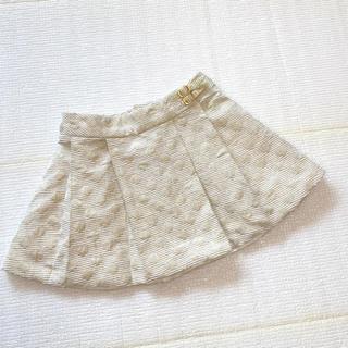 ケイトスペードニューヨーク(kate spade new york)の美品♡ケイトスペード キッズ 女の子 スカート 104cm/4歳(スカート)