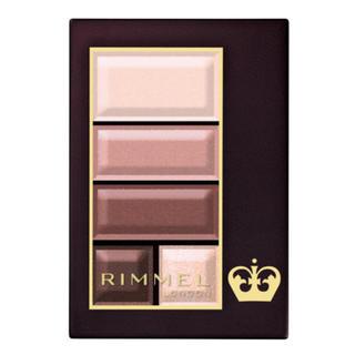 RIMMEL - 【美品】リンメル ショコラスイートアイズ ソフトマット 005サクラショコラ