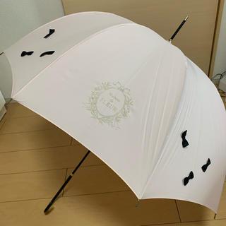 メゾンドフルール(Maison de FLEUR)の晴雨兼用 長傘(傘)