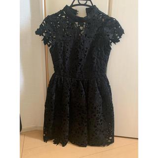 リリーブラウン(Lily Brown)のリリーブラウン  ドレス(ミニドレス)