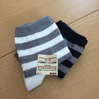 ムジルシリョウヒン(MUJI (無印良品))のベビー 靴下(靴下/タイツ)