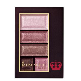 RIMMEL - 【美品】リンメル ショコラスイートアイズ 019ブルーベリーショコラ