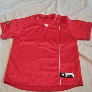 デサント(DESCENTE)の●DESCENTE●デサント野球ゲームシャツ半袖Tシャツ150(ウェア)