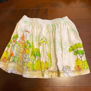 オイリリー(OILILY)のオイリリー 120〜130 スカート  ファミリア、シモネッタ、モナリザ好きな方(スカート)