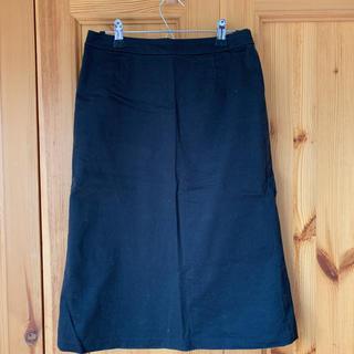 エムケークランプリュス(MK KLEIN+)のひざ丈スカート(ひざ丈スカート)