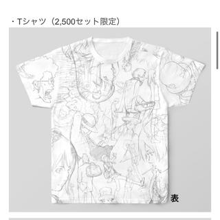 日清 ワンピース 限定 tシャツ M
