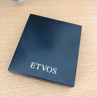 エトヴォス(ETVOS)のETVOS  ミネラルスノーパウダー(フェイスパウダー)