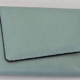 ヴァレクストラ(Valextra)の【新品・未使用】ヴァレクストラ スモール ウォレット 三つ折り財布 レザー(財布)