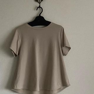 ルクールブラン(le.coeur blanc)のフレアTシャツ(Tシャツ(半袖/袖なし))