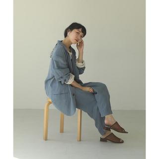 TODAYFUL - TODAYFUL Vintageサテンオーバージャケット