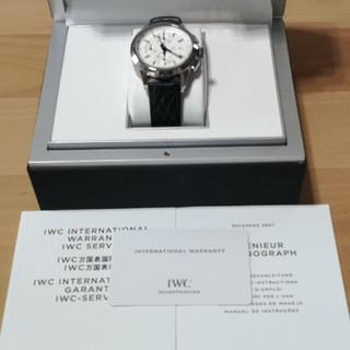 インターナショナルウォッチカンパニー(IWC)の値下げ  IWC  インジュニア クロノグラフ W125  世界限定750本(腕時計(アナログ))