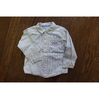 ファミリア(familiar)のファミリア 長袖シャツ 100サイズ(男の子用)(ブラウス)