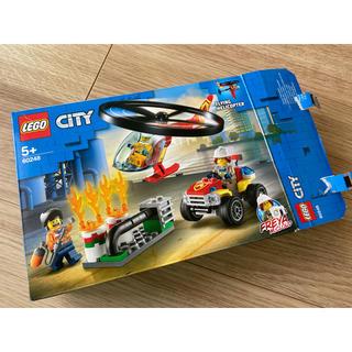 レゴ(Lego)のLEGO CiTY(レゴシティ) FLYING HELICOPTER 60248(知育玩具)