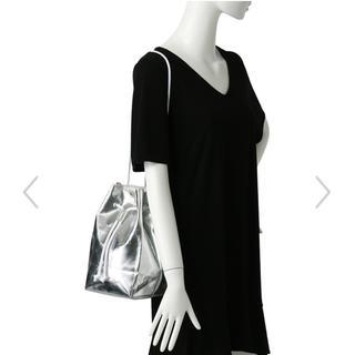 マルティニークルコント(martinique Le Conte)のマルティニークの巾着バッグ(ショルダーバッグ)