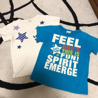 3can4on - Tシャツ2枚セット☆110サイズ