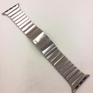 アップルウォッチ(Apple Watch)のアップルウォッチ リンクブレスレット Apple Watch 38,40mm(その他)