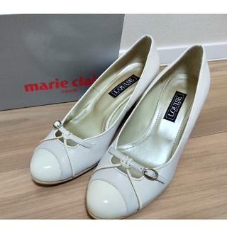 マリクレール(Marie Claire)の新品 marie claire マリクレール パンプス 23.5cm(ハイヒール/パンプス)