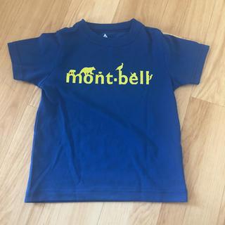 mont bell - モンベル Tシャツ 半袖シャツ 100サイズ