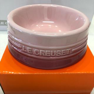 ルクルーゼ(LE CREUSET)のルクルーゼ ペット皿(犬)