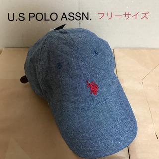 新品☆U.S.POLO ASSN. CAP(キャップ)