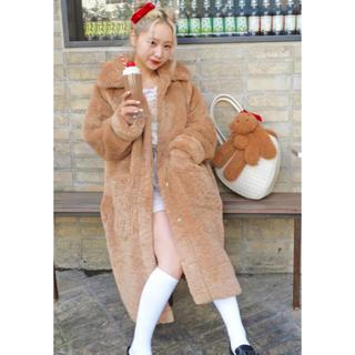 ケイティー(Katie)のkatie teddy fur long coat(毛皮/ファーコート)