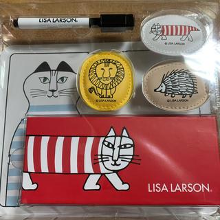 リサラーソン(Lisa Larson)のリサラーソン リンネル 6月号 付録(その他)