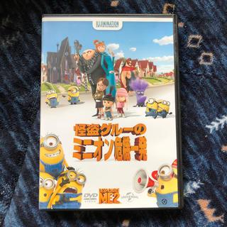ミニオン(ミニオン)の怪盗グルーのミニオン危機一発 DVD(キッズ/ファミリー)