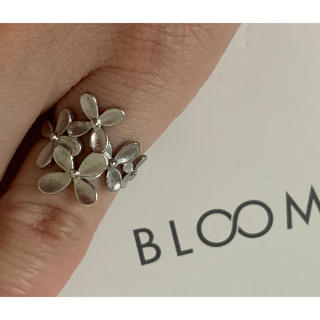 ブルーム(BLOOM)のBLOOM 指輪(リング(指輪))